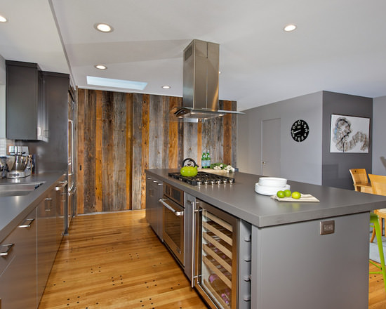 Gallery custom kitchen cabinets for Custom made kitchen cabinets cost