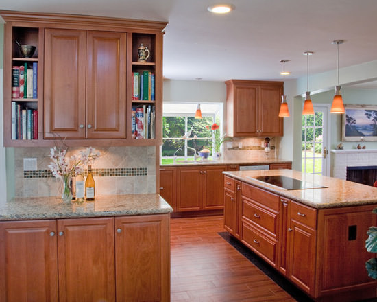Gallery custom kitchen cabinets page 180 for Kitchen cabinets 60056