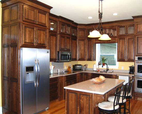 Custom Kitchens in San Antonio - Custom Kitchen Cabinets