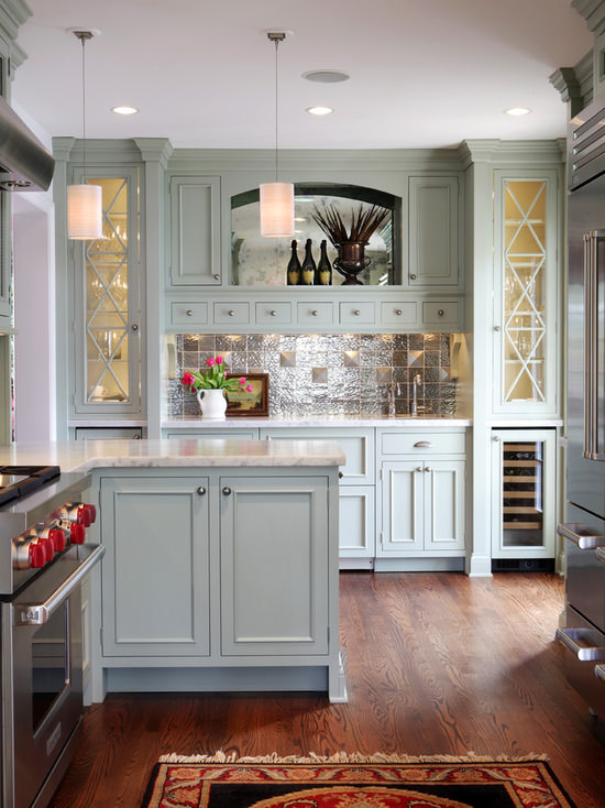Gallery custom kitchen cabinets for Custom kitchen cupboards