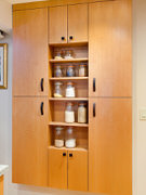 Silver Touch Cabinet - Custom Kitchen Cabinets