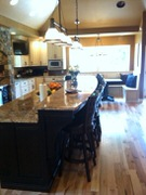 Martin Richards Design & Contracting Inc - Custom Kitchen Cabinets
