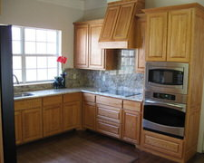 Scott & Timothy Covey - Custom Kitchen Cabinets