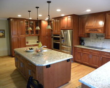 Little Rock Cabinet CO - Custom Kitchen Cabinets