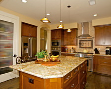 Ames Woodworking Shop - Custom Kitchen Cabinets
