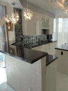 Menuiserie Denis Morin Enr - Custom Kitchen Cabinets