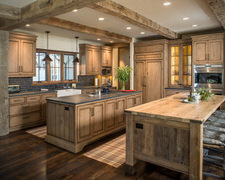 Carolina Custom Cabinets - Kitchen Pictures