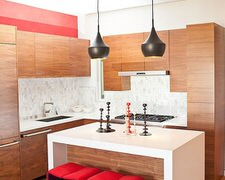 Ebenisterie Angers Enr - Custom Kitchen Cabinets