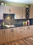 A Z Cut Custom Cabinetry - Custom Kitchen Cabinets