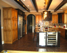 Pat's Hardwood Customs, LLC - Kitchen Pictures