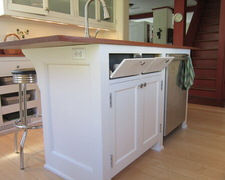 - Custom Kitchen Cabinets