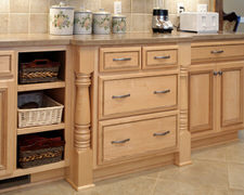 Spankys Cabinets Clocks And Crafts - Custom Kitchen Cabinets