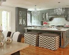 Classic Cabinet Refinishi - Custom Kitchen Cabinets