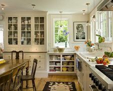 Cabinet Works Of Ga Inc - Custom Kitchen Cabinets