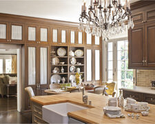 M&D Cabinets & Trim Inc - Custom Kitchen Cabinets