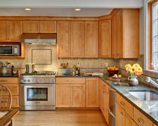 Burnham's Fine Cabinetry - Kitchen Pictures