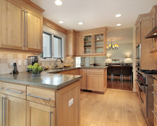 Kitchen View Custom Cabinets - Custom Kitchen Cabinets