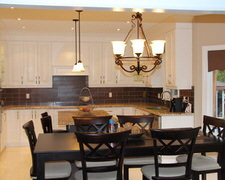 M – Interior Design Inc - Custom Kitchen Cabinets