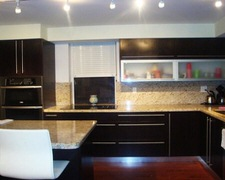Golden Cabinet - Custom Kitchen Cabinets