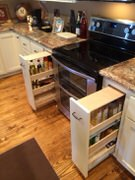 Carolina Climate Controlled - Custom Kitchen Cabinets