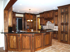 Mark E Winberry Cabinets - Custom Kitchen Cabinets