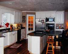 J M Custom Cabinets - Kitchen Pictures