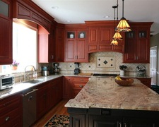 Buchanan's Custom Cabinets - Kitchen Pictures