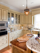 Engelke Custom Cabinet & Showc - Custom Kitchen Cabinets