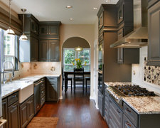 Garmon's Cabinets - Custom Kitchen Cabinets