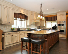 Shirley Elaine Shrimp Boat - Custom Kitchen Cabinets