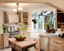 Coast Wood Products - Custom Kitchen Cabinets