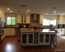 Hanan & Lerner Fine Woodwkg - Custom Kitchen Cabinets