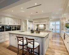 Kitchen countertop & cabinets - Custom Kitchen Cabinets