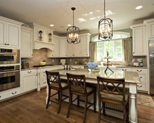 Dennis Crawford Custom Cabinetry Inc - Custom Kitchen Cabinets