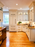 High Tech Laminate Designs - Custom Kitchen Cabinets