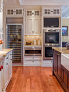Rosenhaus Design Group Inc - Custom Kitchen Cabinets