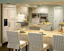 Menuiserie Gosselin Et Joannis Inc - Custom Kitchen Cabinets