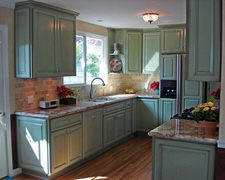 Tim Simons Cabinetry - Custom Kitchen Cabinets