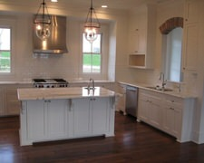 Homesteaders Wood Shop - Custom Kitchen Cabinets