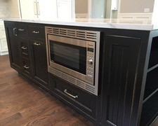 Rogers Light Construction - Custom Kitchen Cabinets