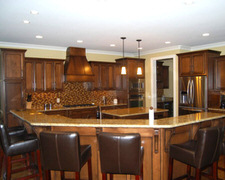 Taylor Custom Cabinetry - Custom Kitchen Cabinets