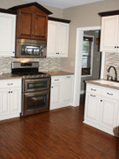 Ajs Cabinet & Trim Inc - Custom Kitchen Cabinets