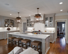Pete D Giuseppe Cabinetry - Custom Kitchen Cabinets