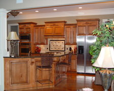 Not Just Closets - Custom Kitchen Cabinets