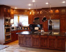 Capouch Woodworking Showroom - Kitchen Pictures