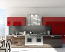 Metropolitan Cabinets and Countertops - Custom Kitchen Cabinets