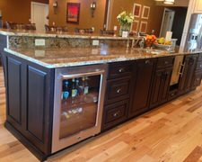 Nicot Flooring and Cabinets - Custom Kitchen Cabinets