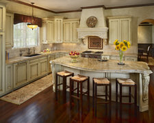 Miramar Kitchen Cabinet I - Custom Kitchen Cabinets