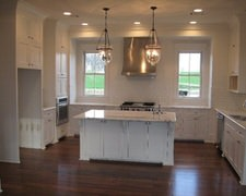Pierre Architectural Woodwkg - Custom Kitchen Cabinets