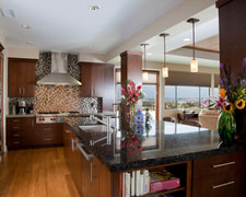 Mitchell D Collins Construction Inc - Custom Kitchen Cabinets